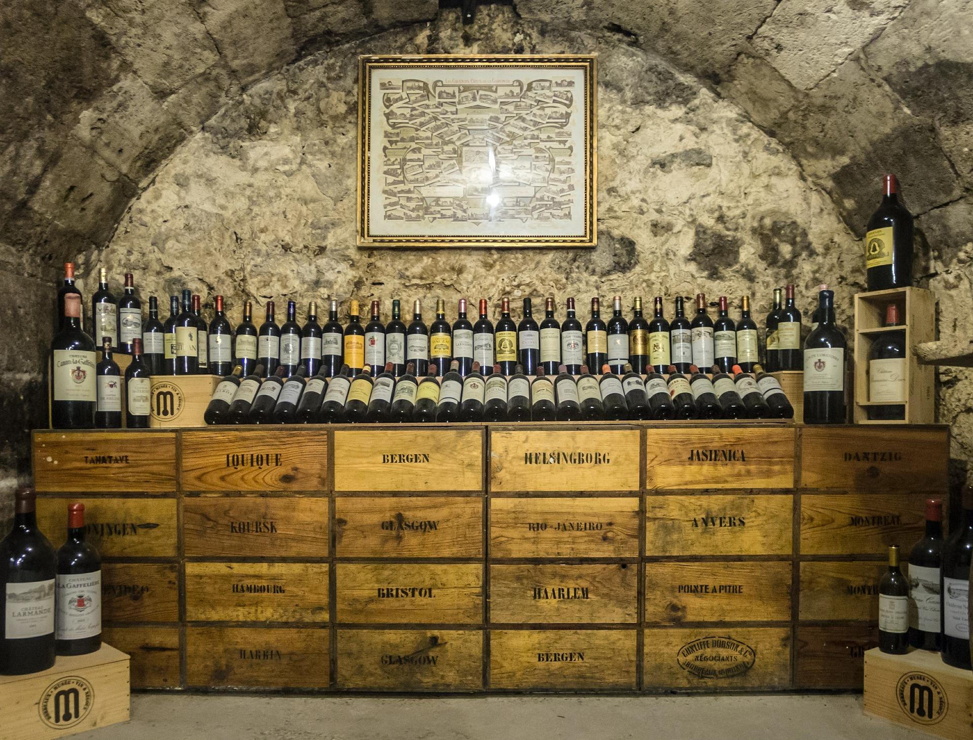 gérer entreprise de vin