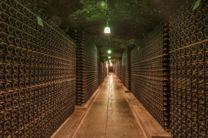 cave a vin sécurisé
