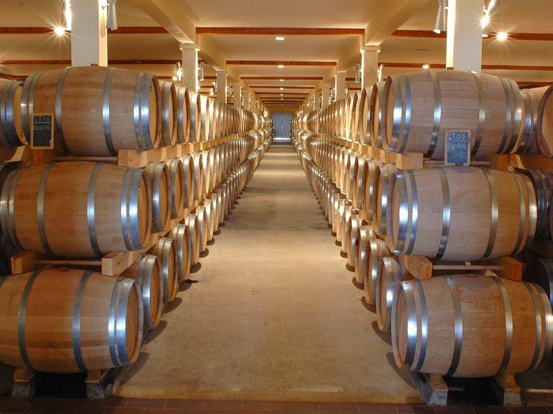 sécurité cave a vin