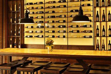 armoire à vins de luxe